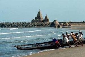 Beaches-in-Tamil-Nadu-Mahabalipuram-beach