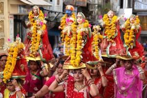 Gangaur-Mewar-Festival