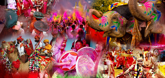 Holi Vacation Tour Package