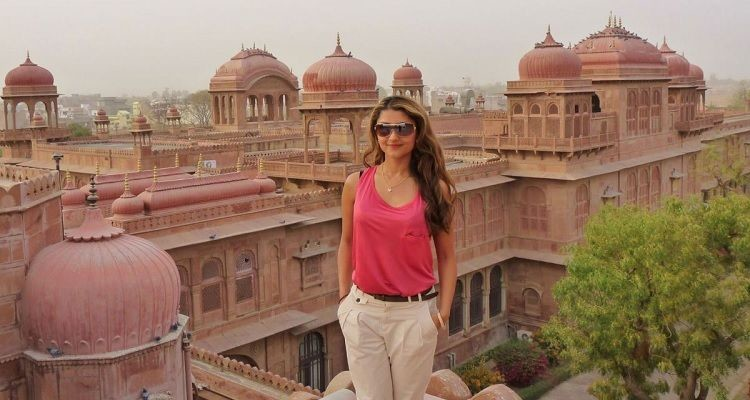 Palace Hotels In India