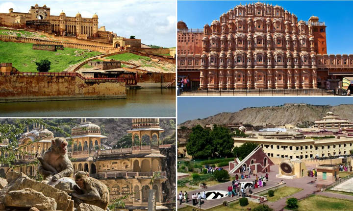 Top Attractions and Places in Jaipur