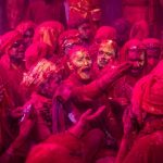 Holi is colorful festival of India