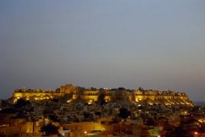 Jaisalmer_Fort-Rajasthan