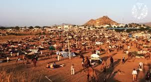 Desert fair festival Jaisalmer Rajasthan