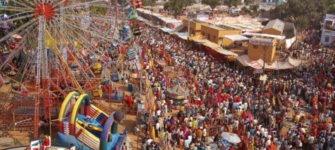 Famous Places to Visit in Pushkar City