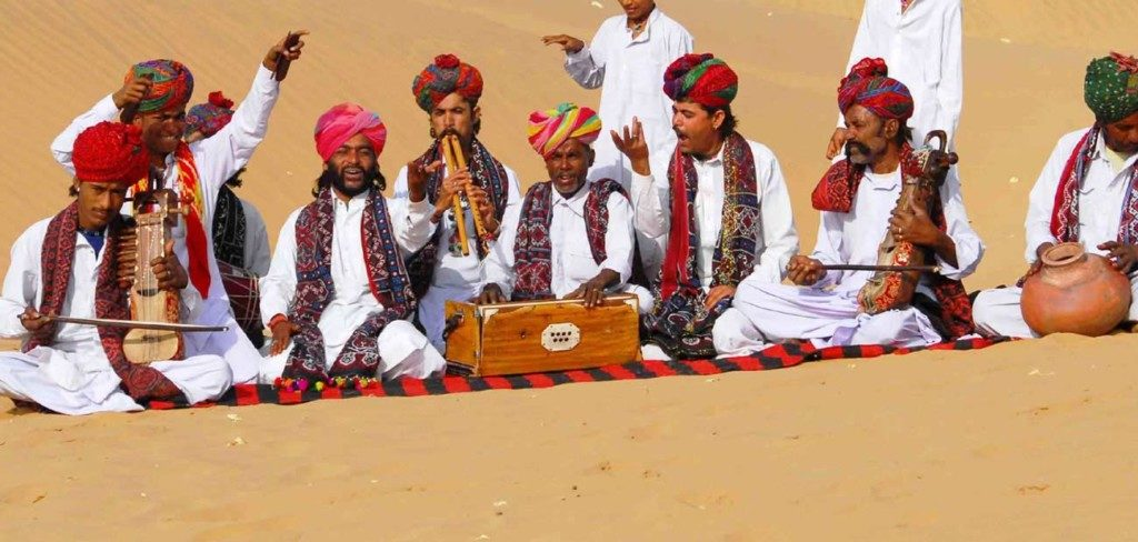 cultural tourism in rajasthan