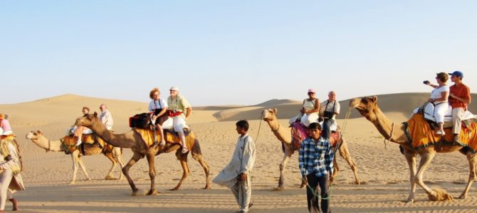 Plan For a Group Tour to Rajasthan and Enjoy the Place