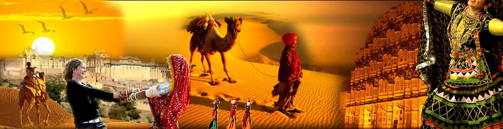 Rajasthan desert tourism