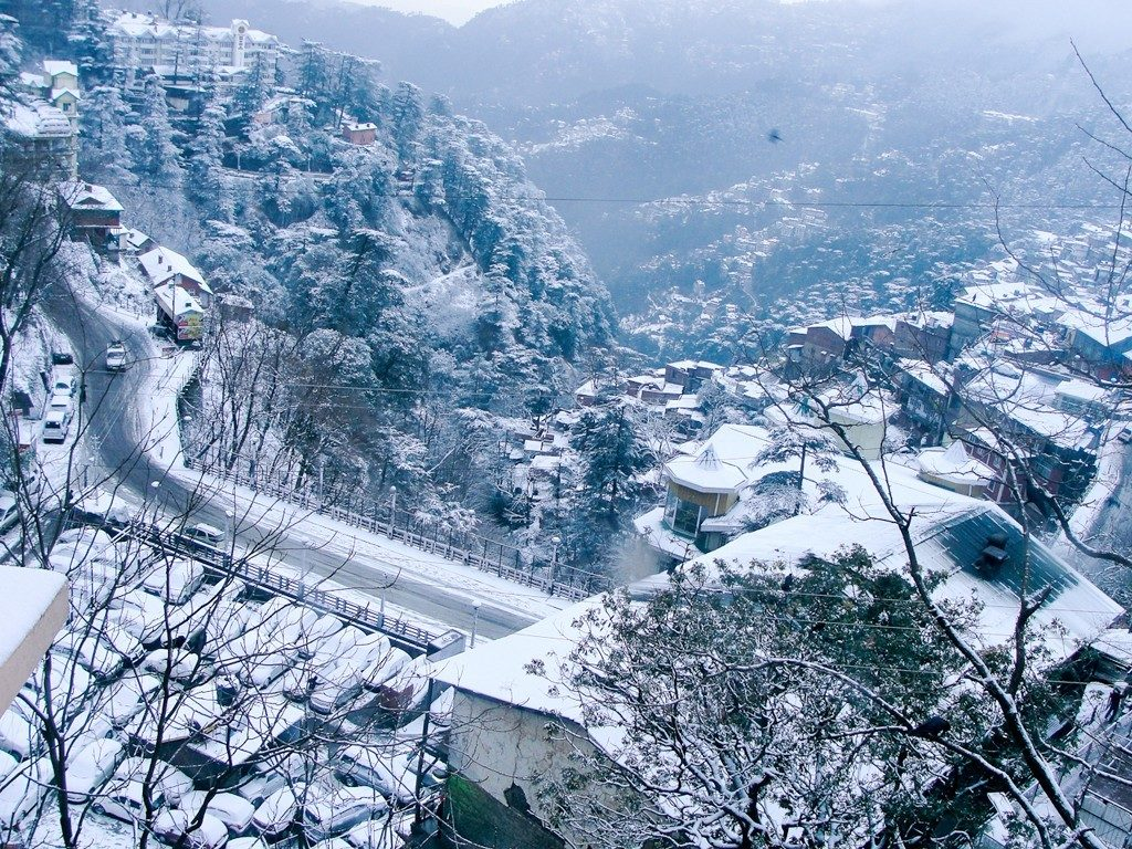 Beautiful-Shimla