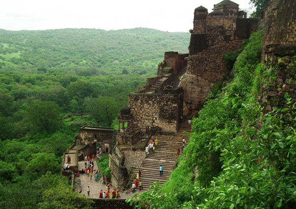 Ranthambore-Fort