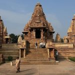 Top 8 Tourist attractions in Khajuraho