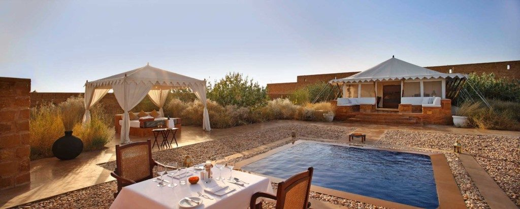 Luxury Camps in Jaisalmer