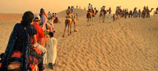 Discover the Astonishing Adventures of Jaisalmer