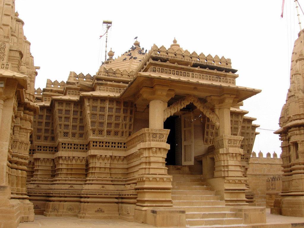 Lodurva-jain-temple-jaisalmer