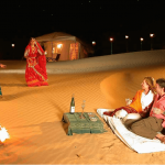 Exotic Sand Dunes in Jaisalmer – Incredible, Implausible, Inconceivable