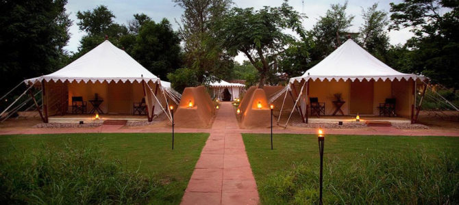 Top 5 Luxury Hotels in Ranthambore