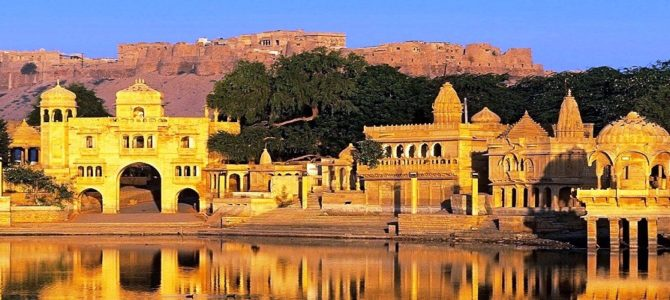 Top tourist places to visit during Rajasthan tour –