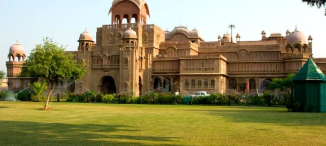 Major  tourist  attractions  in Bikaner