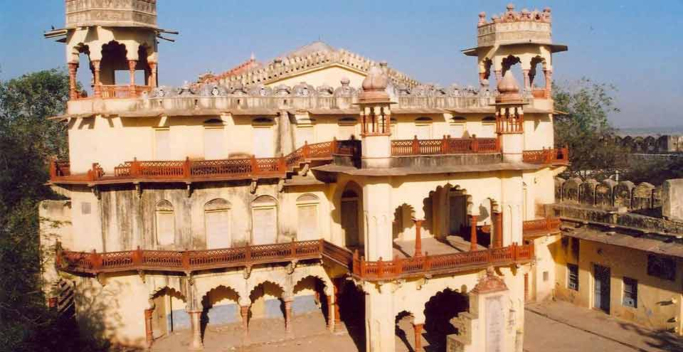 Bhawani Natyashala,Top Tourist attractions in Jhalawar