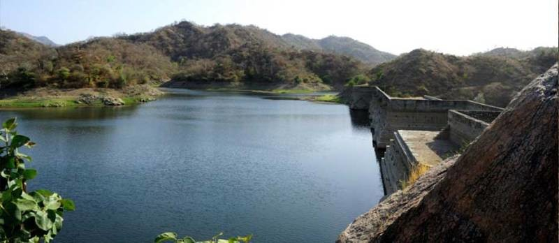 Ranakpur dam-Top Tourist Places to Visit In Rankapur