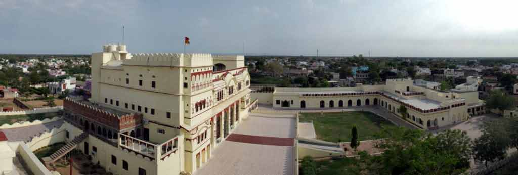 Surajgarh fort,Top Most Hotels In Shekhawati To Visit