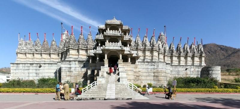 jain Temple,Top Tourist Places to Visit In Rankapur