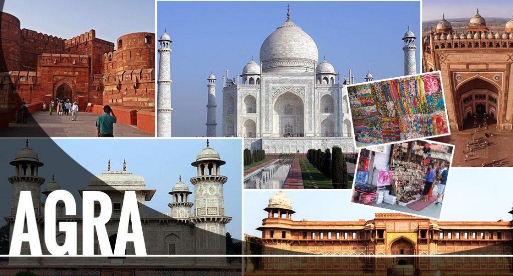 Agra Tourism Rajasthan Tour Planner