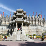 Kumbhalgarh è l'altra importante destinazione nella regione di Mewar