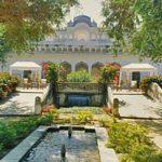 Samode Un posto di eredità nel Rajasthan : –