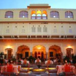 Samode A Heritage Place In Rajasthan :-