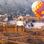 Experience Hot Air Ballooning In Rajasthan