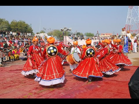 Rajasthani Folk Dance : Famous For Its Tradition & Rich