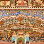 Affrescare Dipinti di Shekhawati