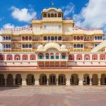Royal City Palace : Jaipur