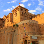 Jaisalmer The Golden City Of Rajasthan India