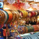 Compras en los famosos mercados locales de Rajasthan