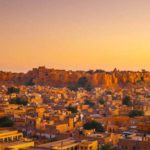 Jaisalmer Golden City de Rajasthan India