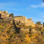 Historical Fort Kumbhalgarh in Rajasthan