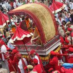 Teej Festival And Celebrations In Jaipur Rajasthan  (6 Th August 2016)
