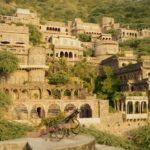 Magnificent fort in Rajasthan
