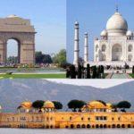 Tour del Triangolo d'Oro – Visita tre meraviglie indiane ed esplora la sua storia e cultura