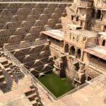 Abhaneri pozzo a gradini : vicino a Jaipur
