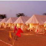 Desert Camping In Rajasthan