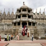 Famous Jain Temple In Ranakpur