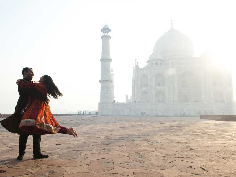 Golden Triangle Honeymoon Tour