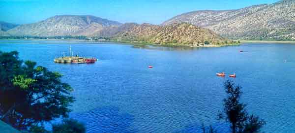 Tour code 37 Jaipur Siliserh Lake Tour