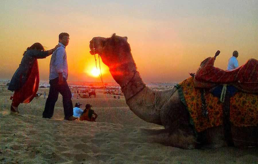 Jaisalmer Sightseeing with desert tour