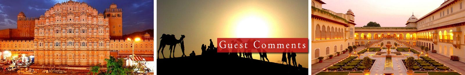 Rajasthan Guest Comments