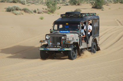 JEEP SAFARI RAJASTHAN