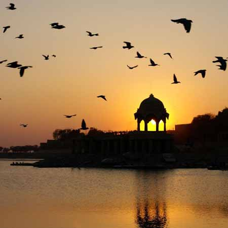 Private Half-Day Jaisalmer Morning Tour
